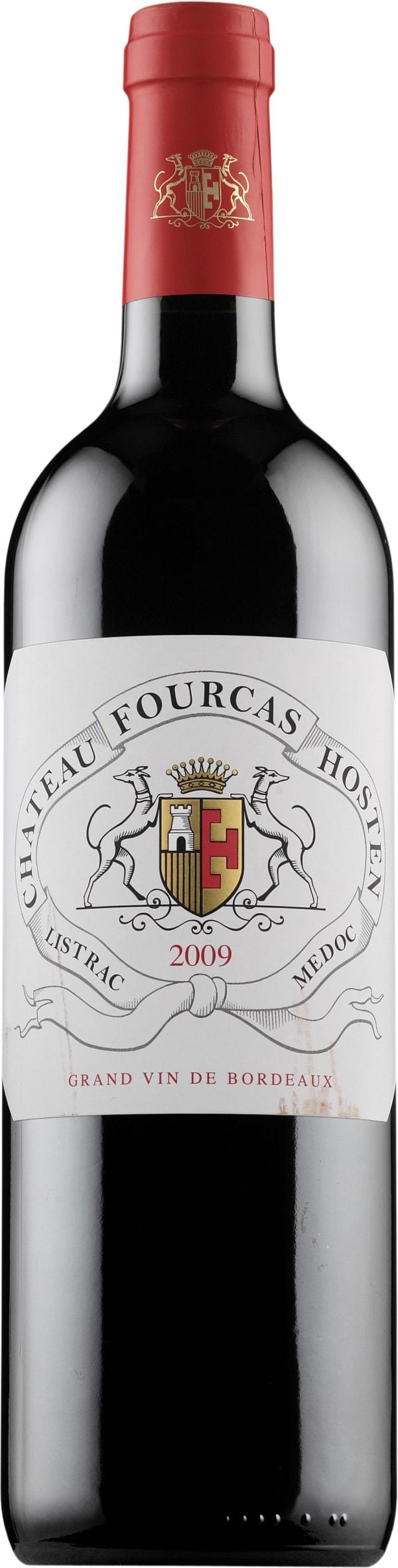 Château Fourcas Hosten 2009