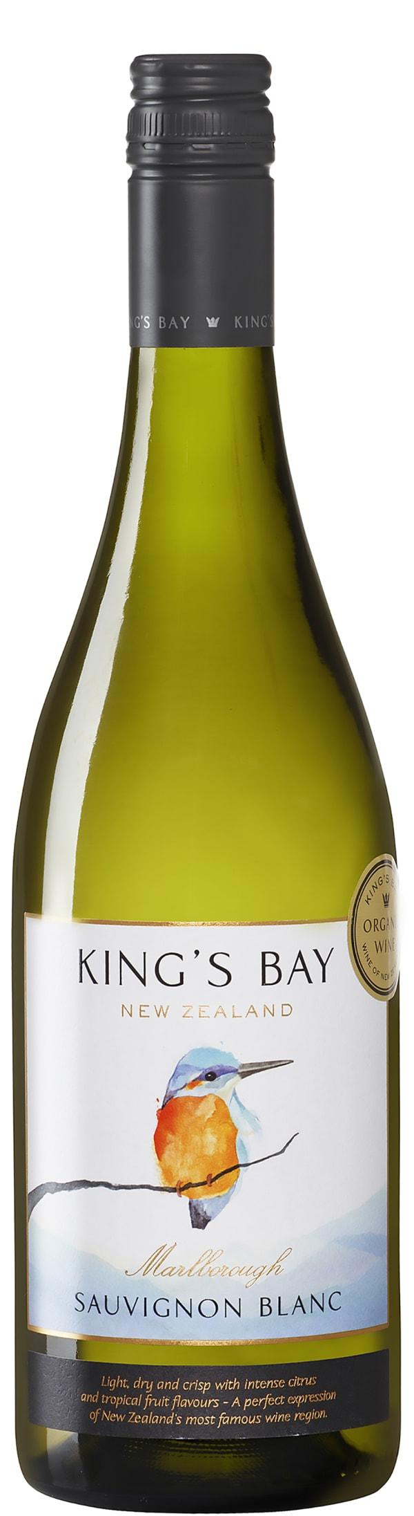 King's Bay Sauvignon Blanc  2016