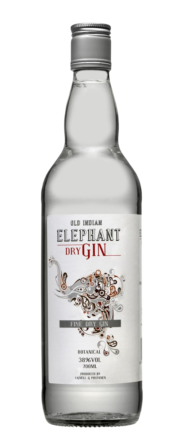 Old Indian Elephant Dry Gin