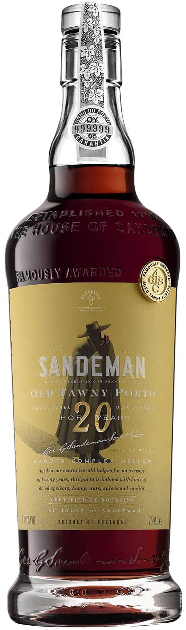 Sandeman 20 Years Old Tawny Port