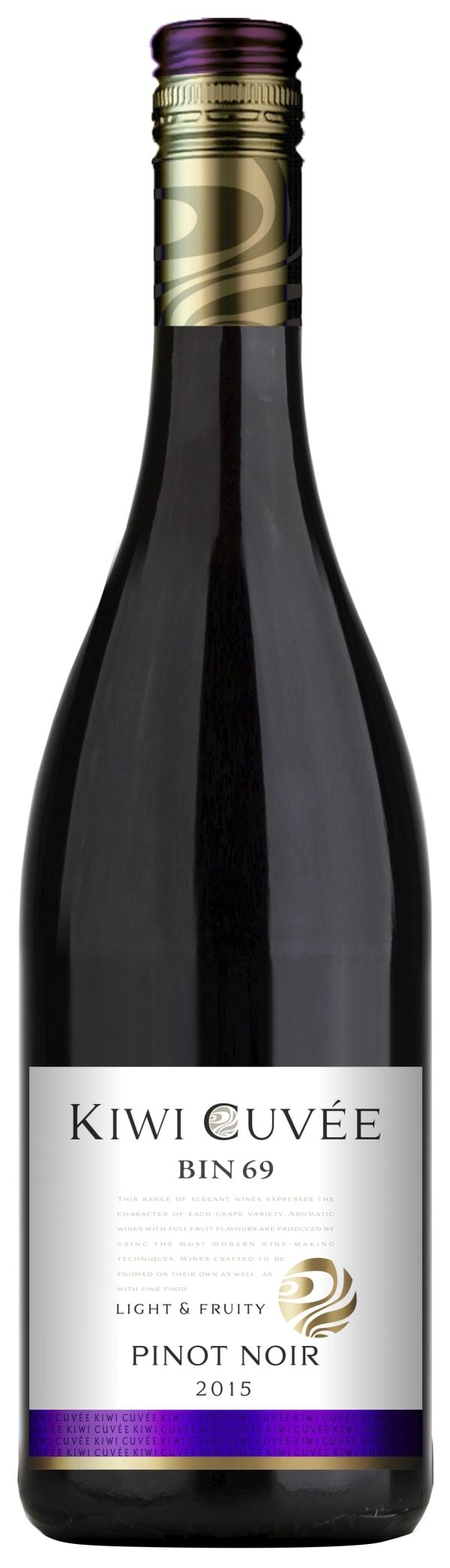 Kiwi Cuvée Bin 518 Pinot Noir 2015