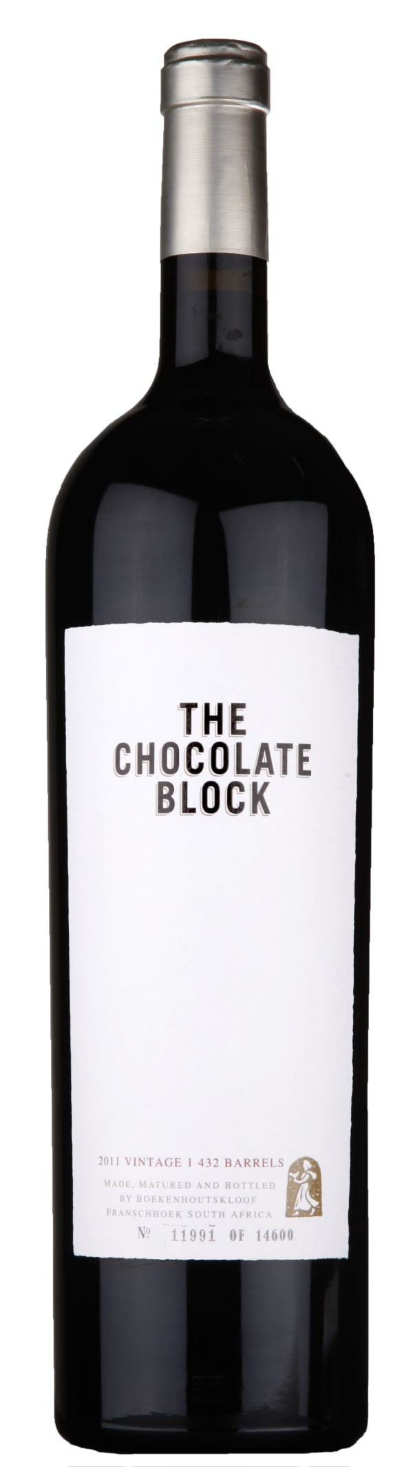 The Chocolate Block 1,5 l 2012