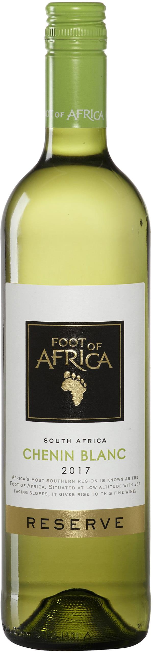 Foot of Africa Reserve Chenin Blanc 2016