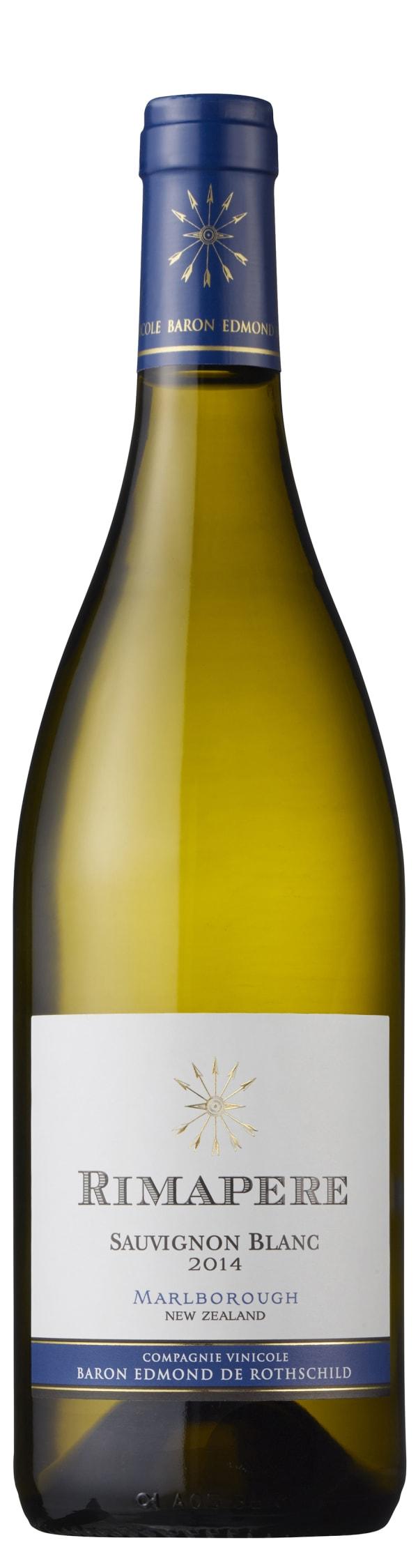 Rimapere Sauvignon Blanc 2014