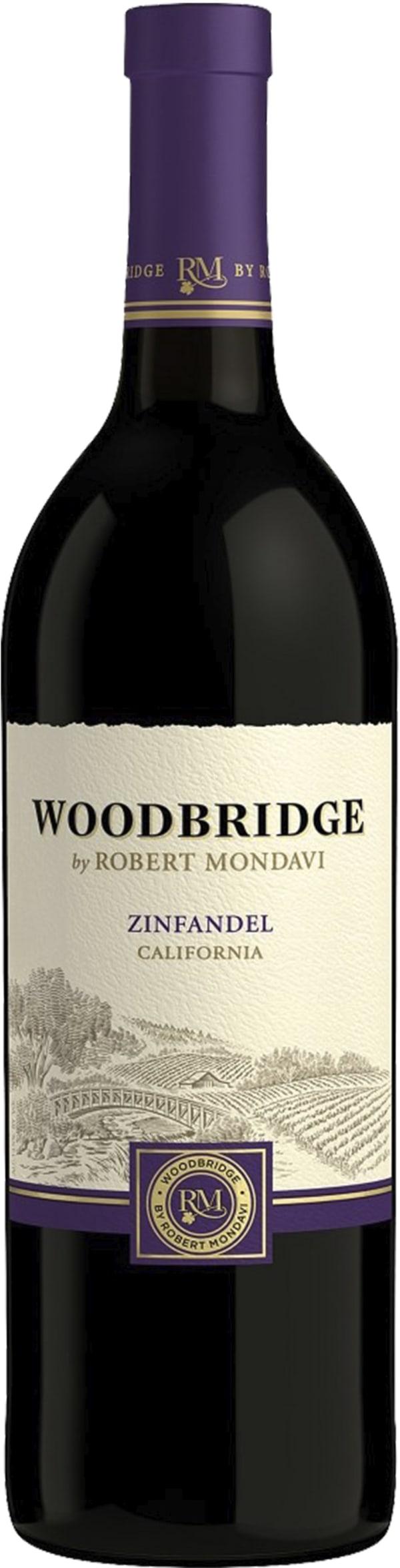 Robert Mondavi Woodbridge Zinfandel 2014