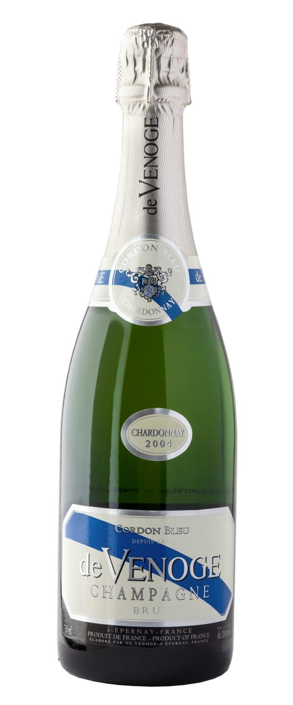 de Venoge Chardonnay Brut 2004