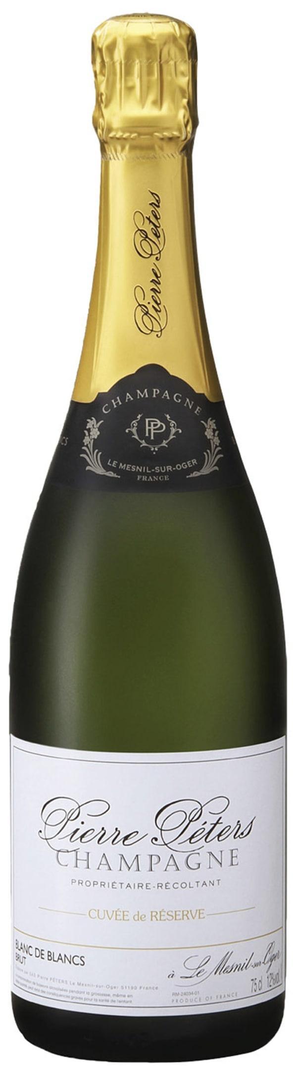 Pierre Peters Blanc de Blancs Champagne Brut