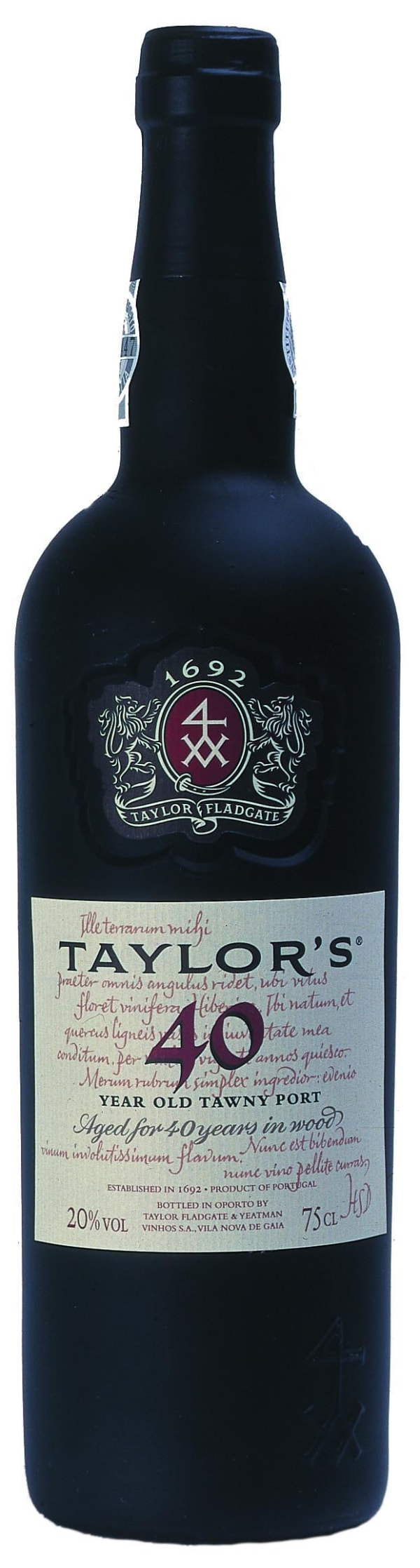 Taylor´s 40 Year Old Tawny Port