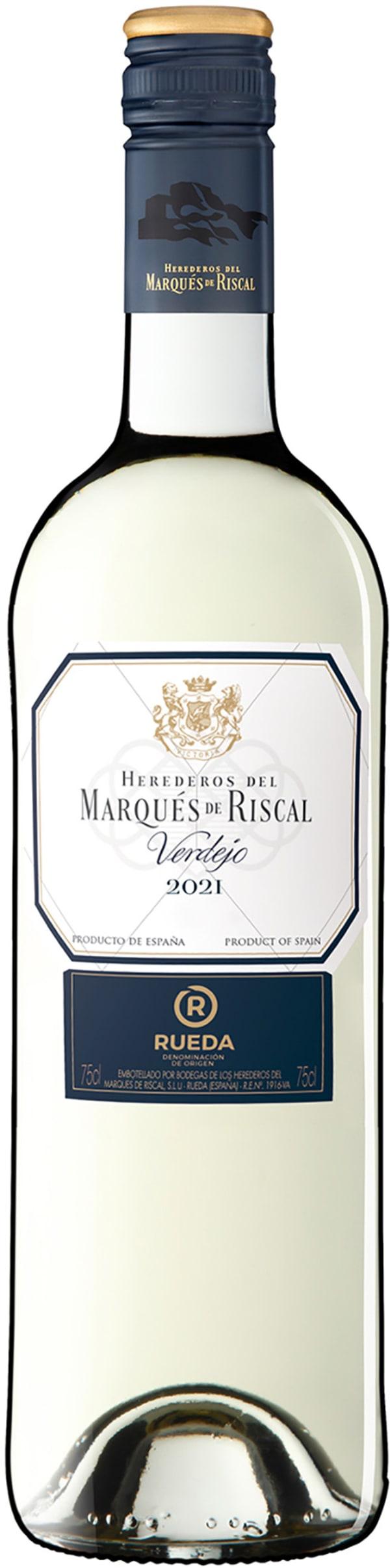 Marqués de Riscal Organic Verdejo 2016
