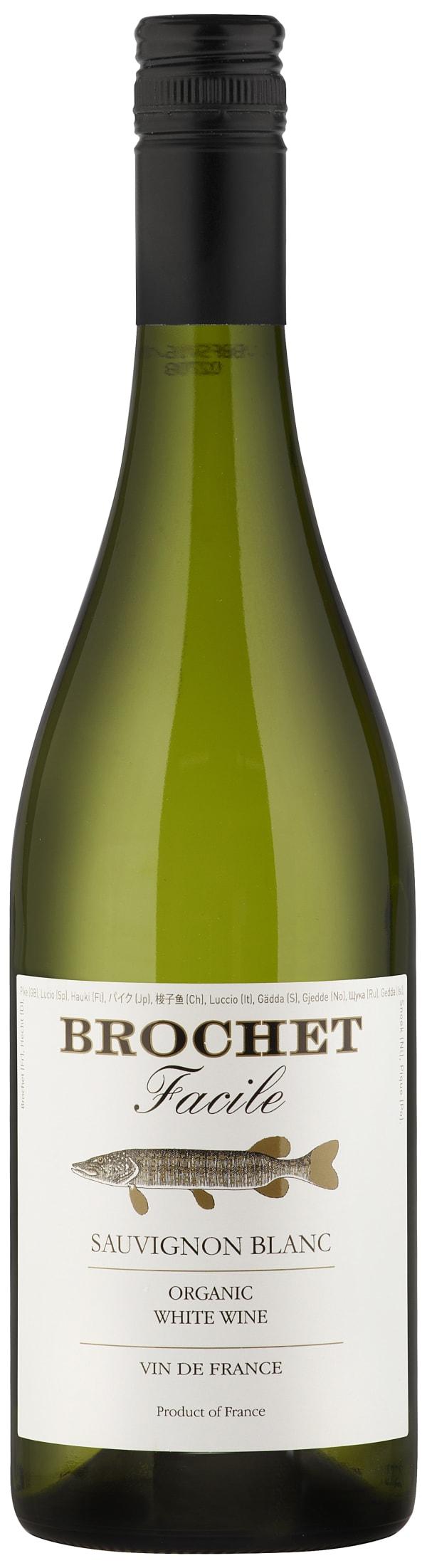 Brochet Organic Sauvignon Blanc 2016