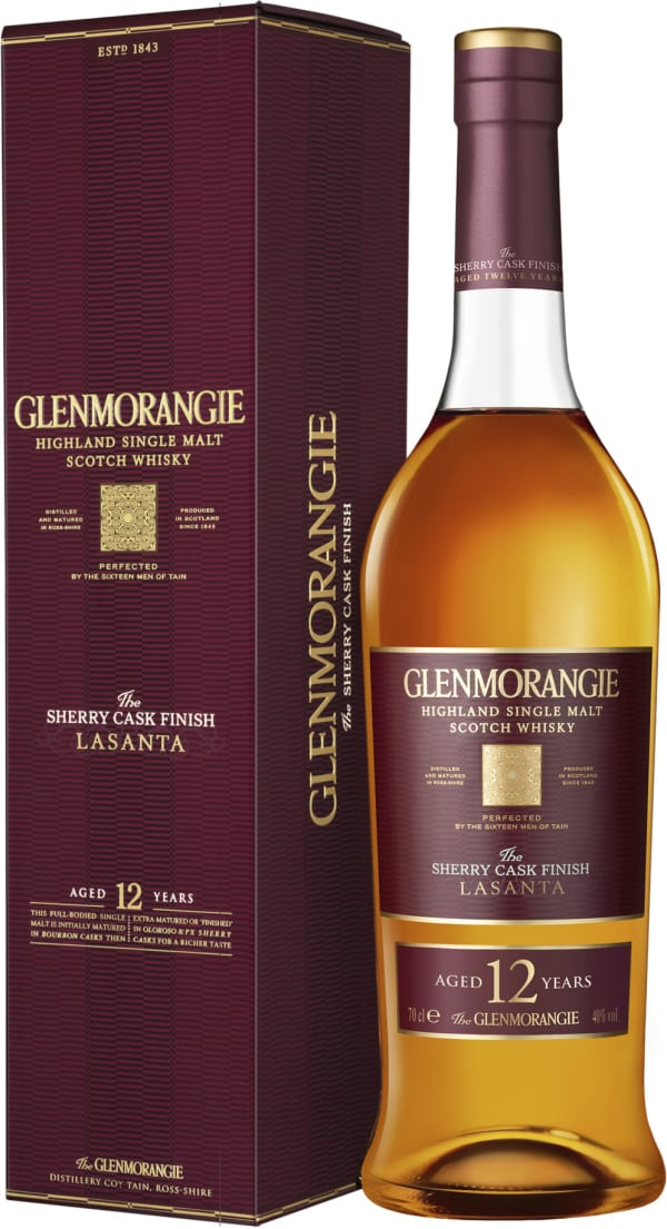 Glenmorangie Lasanta 12 Year Old Single Malt