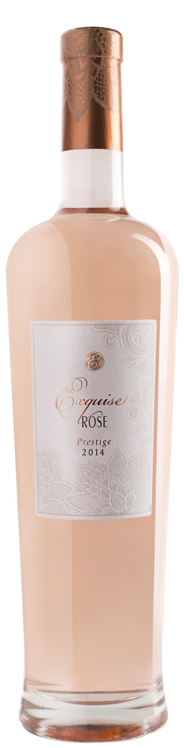 Exquise Rosé Prestige 2014