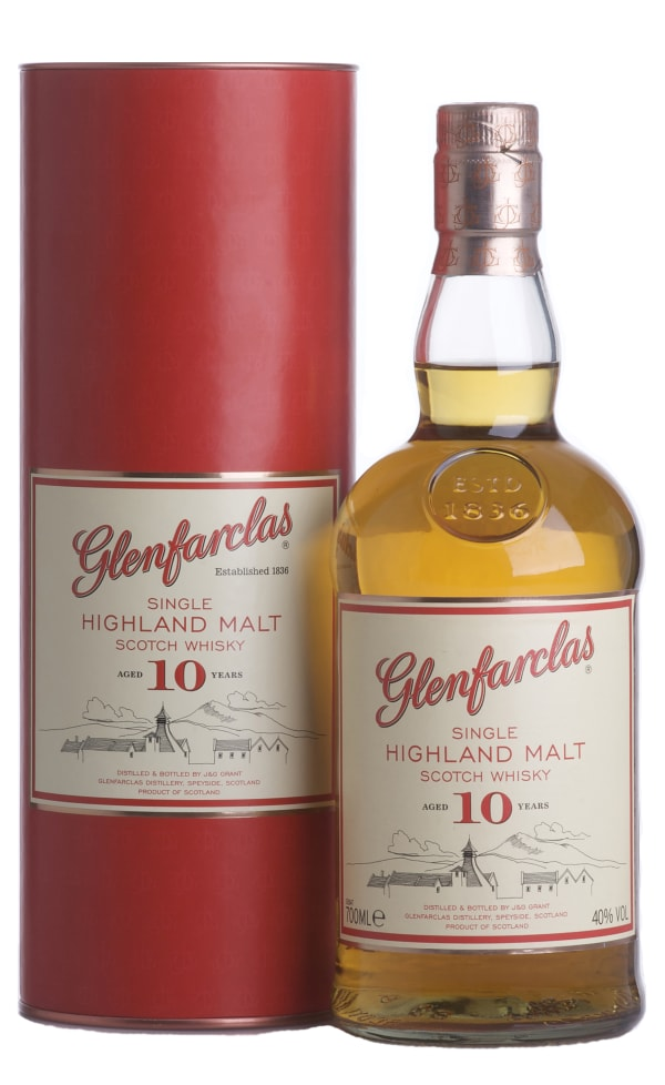 Glenfarclas 10 Year Old Single Malt