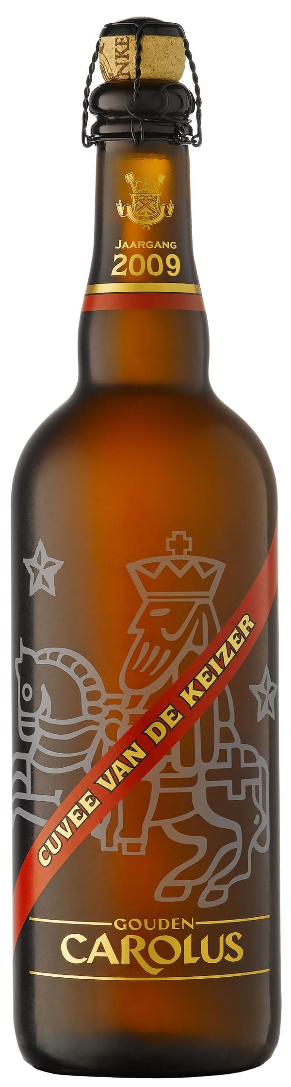 Gouden Carolus Cuvee Van De Keizer Red 2015 2015