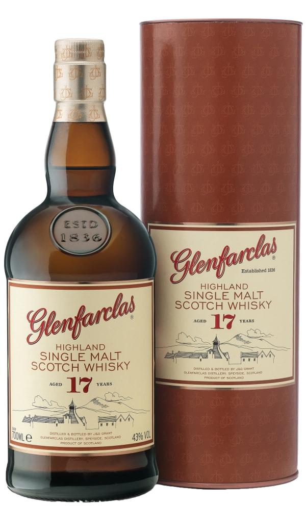Glenfarclas 17 Years Old Single Malt