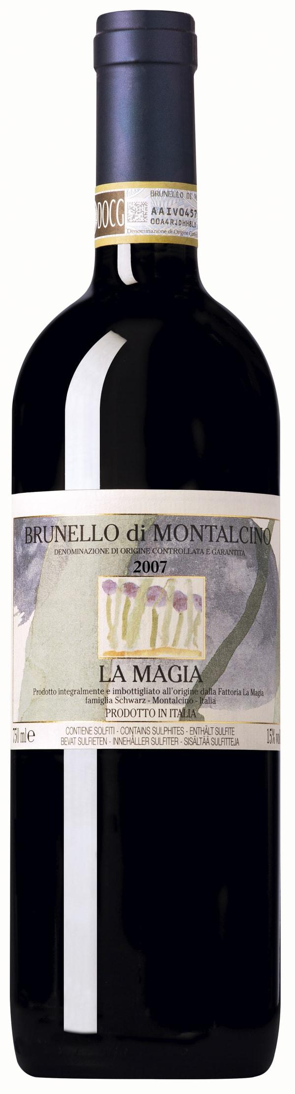 La Magia Brunello di Montalcino 2012