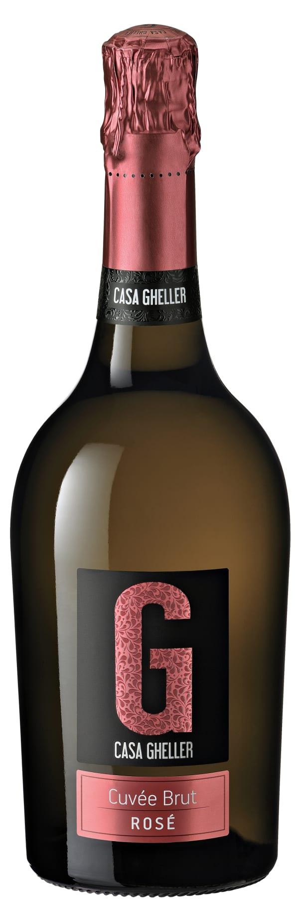 Casa Gheller Cuvée Rosé Brut