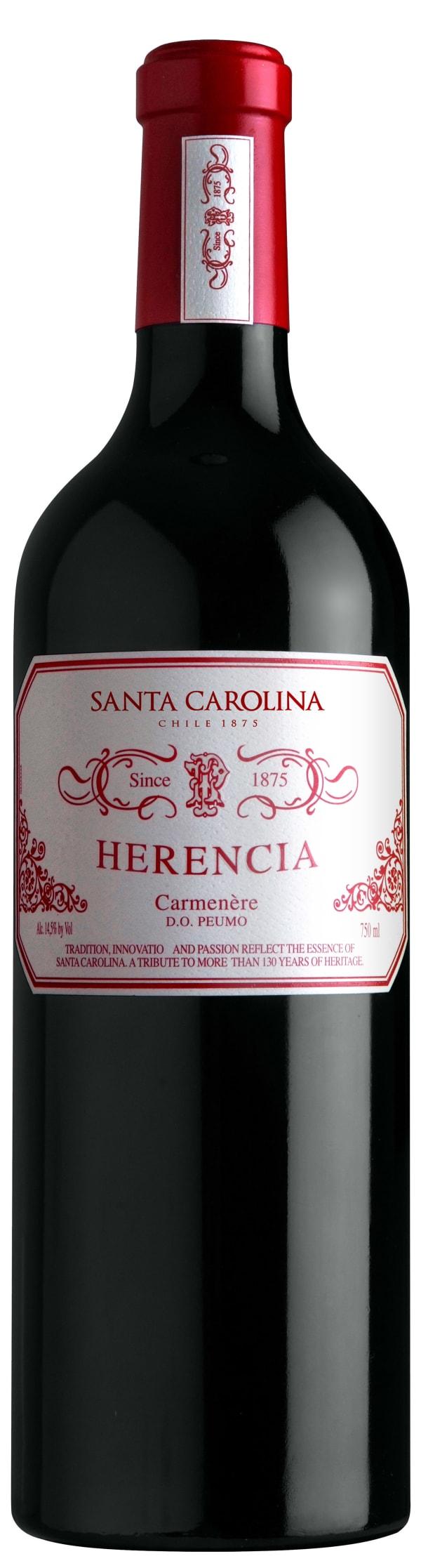 Santa Carolina Herencia 2009