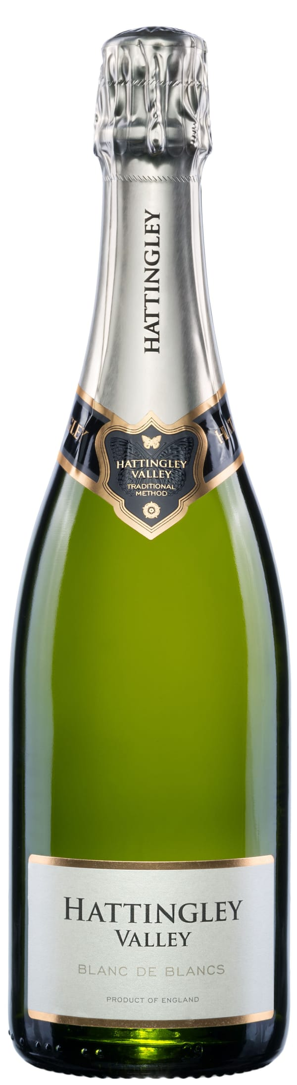 Hattingley Valley Blanc de Blancs Brut 2011