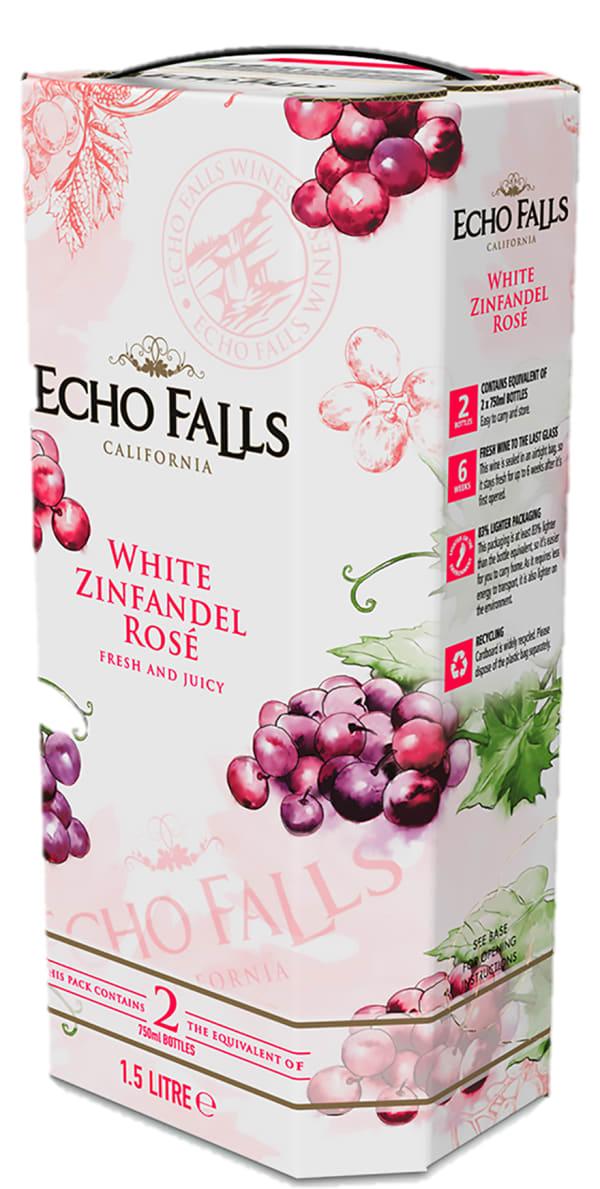 Echo Falls White Zinfandel Rosé 2015 hanapakkaus