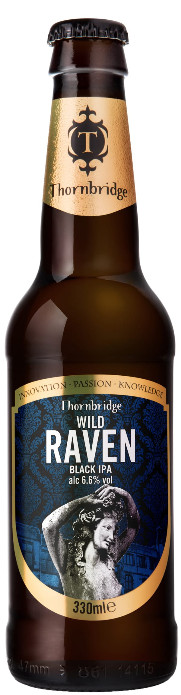 Thornbridge Wild Raven Black IPA