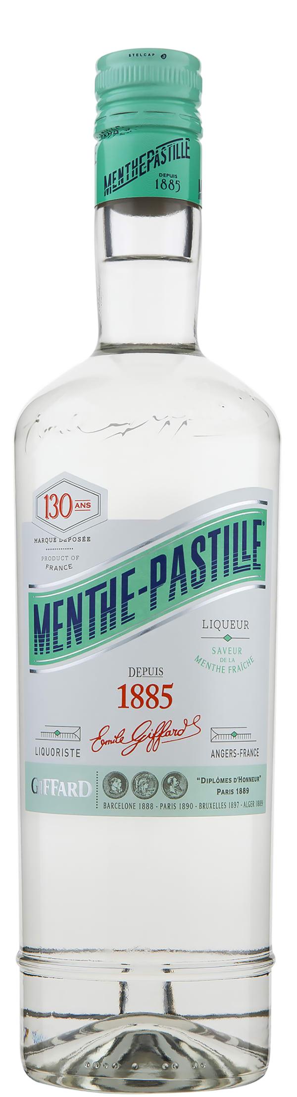 Giffard Menthe Pastille