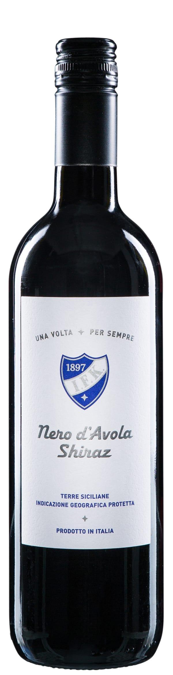 IFK Nero d'Avola Shiraz 2015