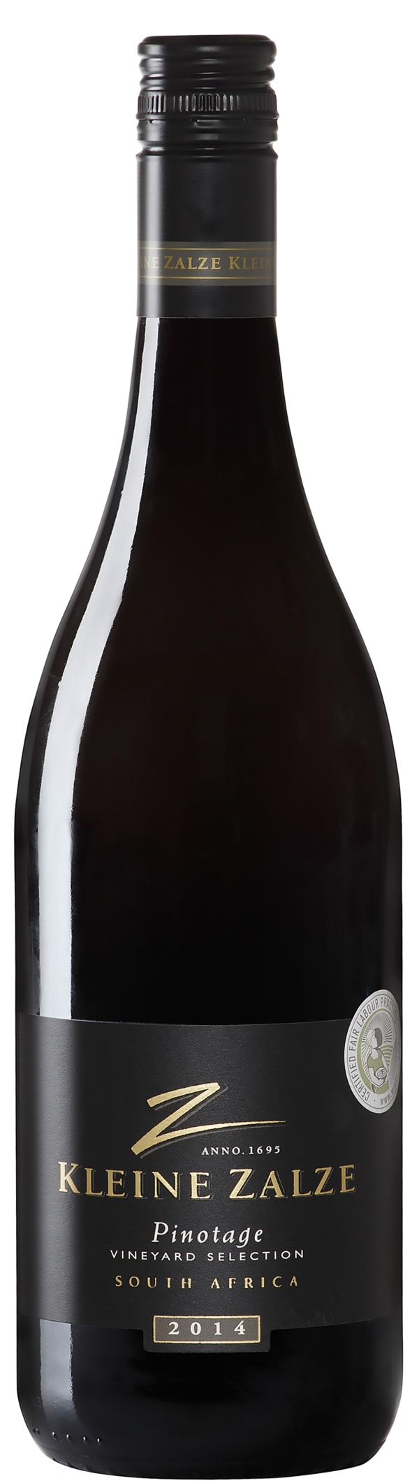 Kleine Zalze Vineyard Selection Pinotage 2015