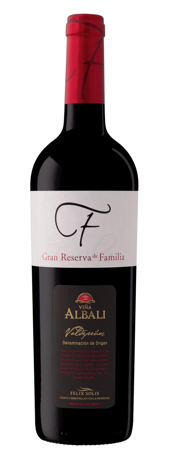 Viña Albali Gran Reserva de Familia 2006