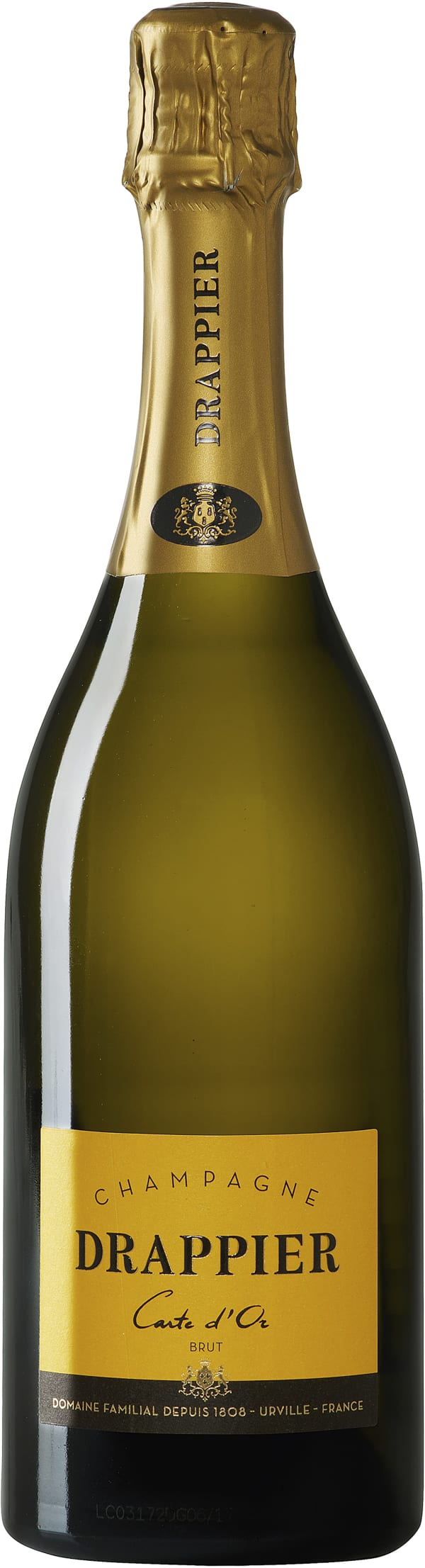 Drappier Carte d'Or Champagne Brut