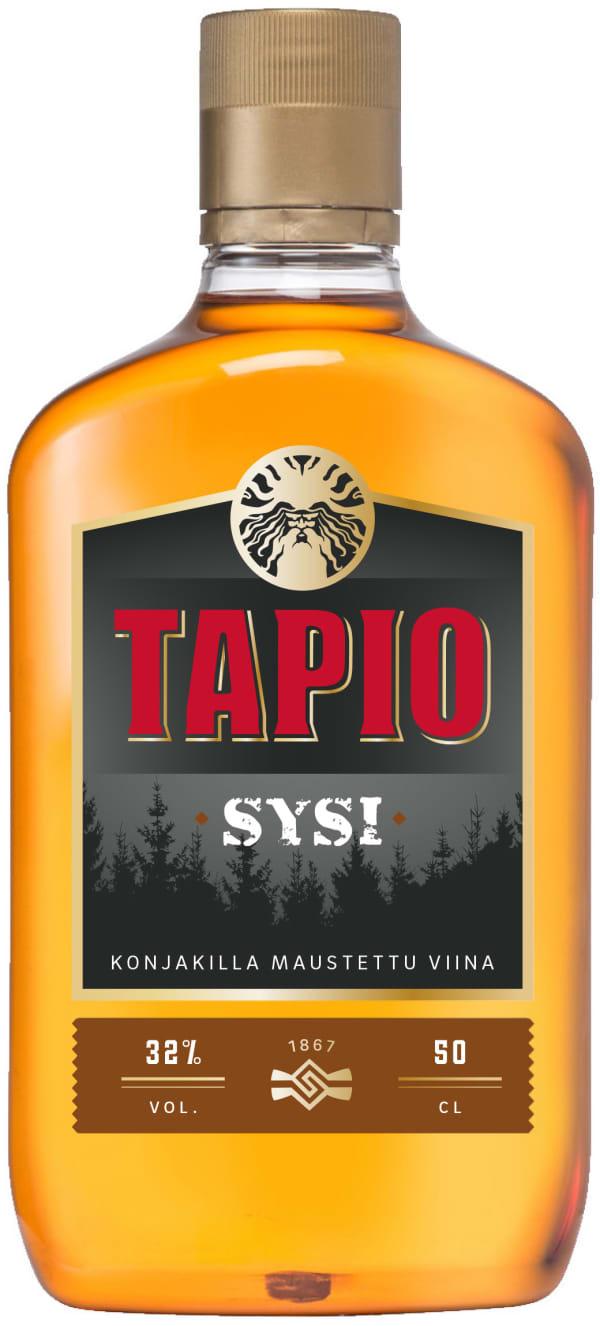 Tapio Sysi plastic bottle