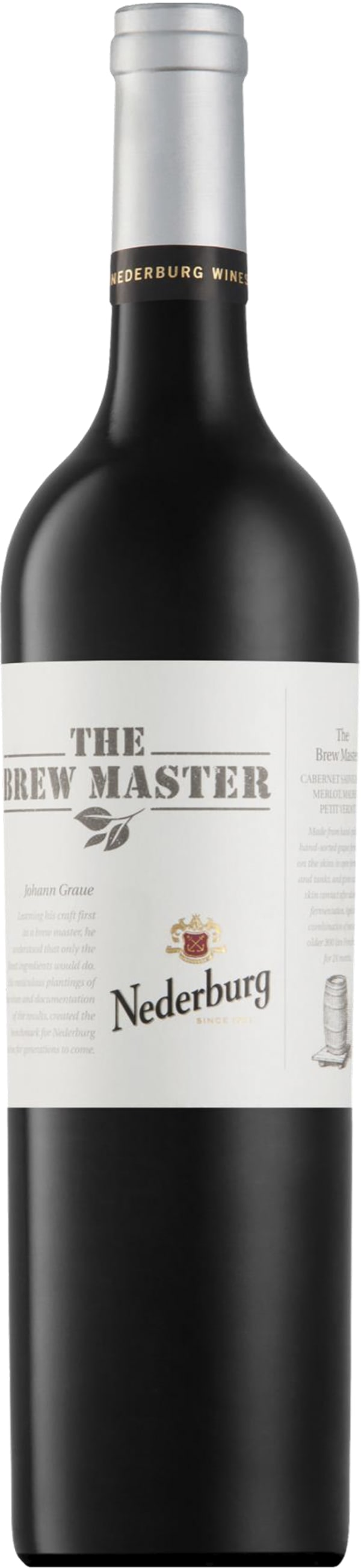 Nederburg The Brew Master 2010