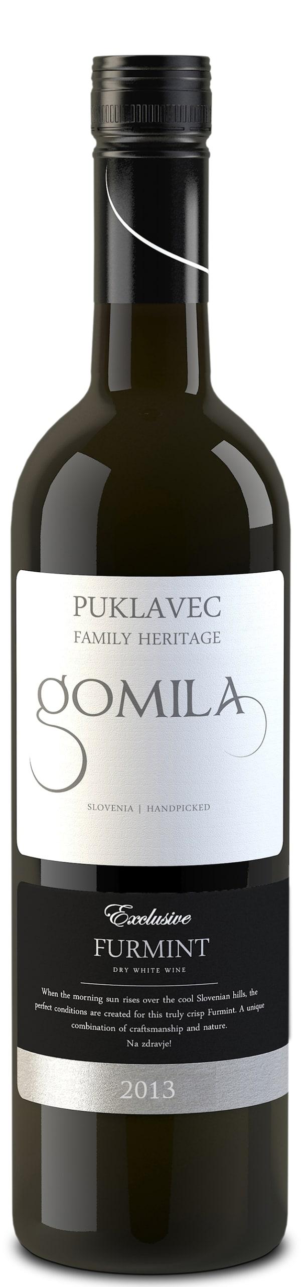 Puklavec Gomila Exclusive Furmint 2013