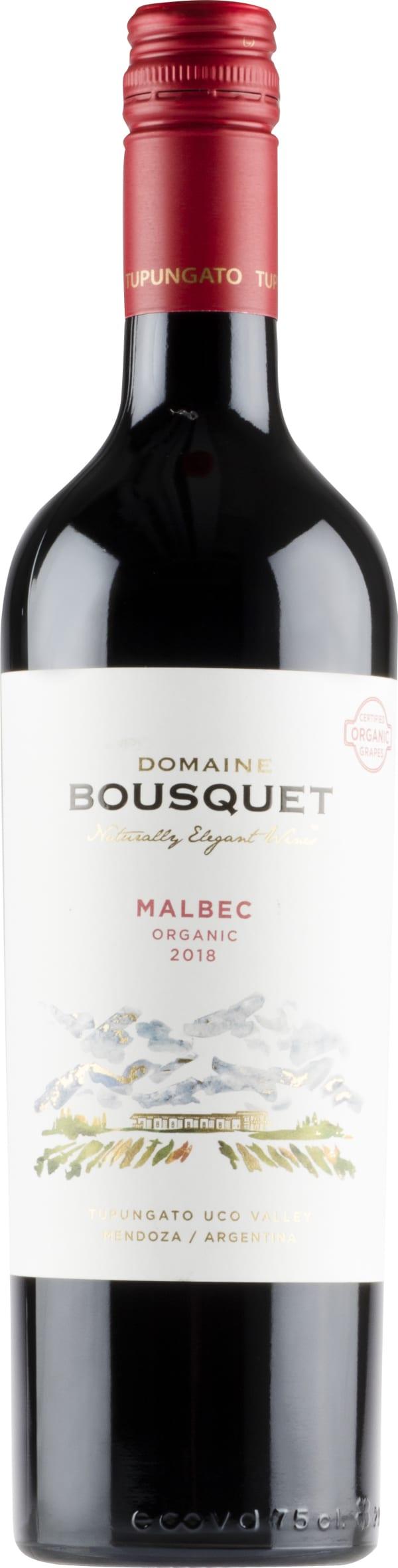 Domaine Bousquet Malbec Organic 2016