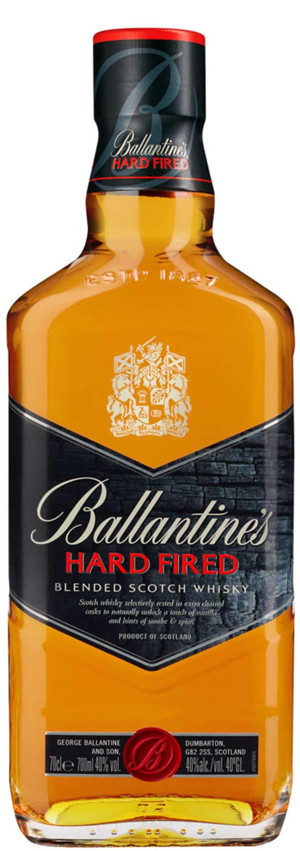 Ballantine's Hard Fired