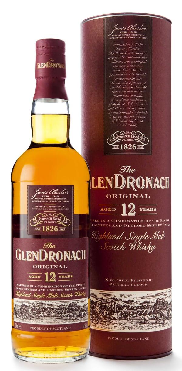 The GlenDronach Original 12 Year Old Single Malt
