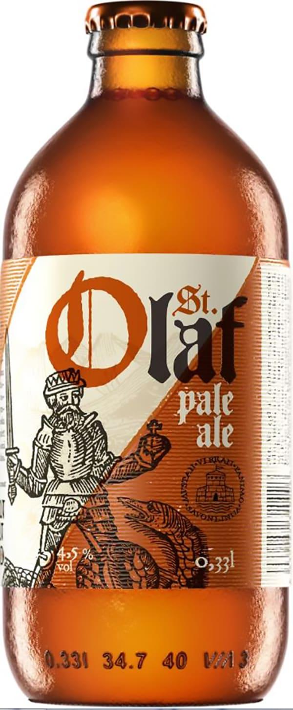 Mustan Virran St. Olaf Pale Ale