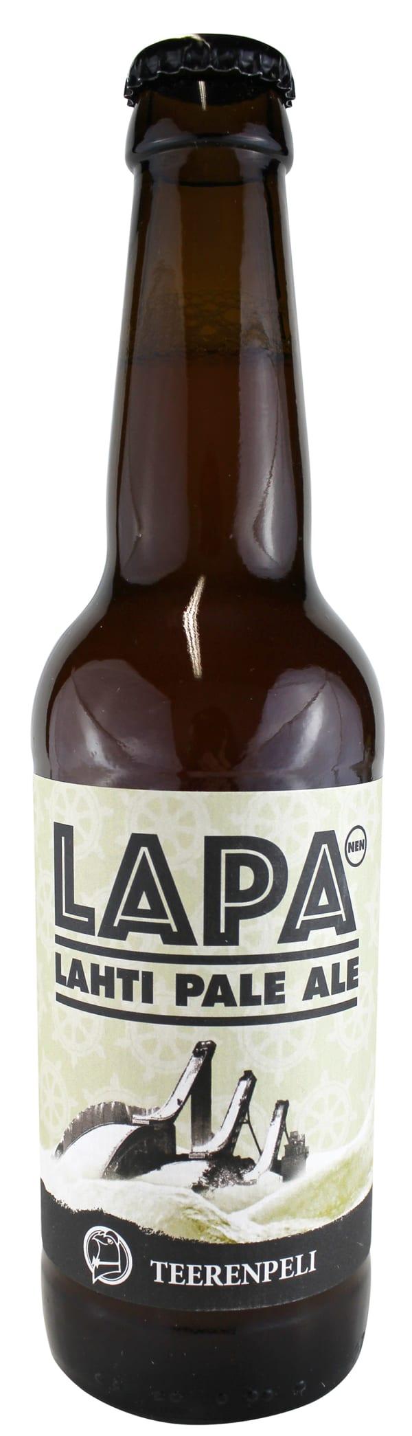 Teerenpeli LAPA Lahti Pale Ale