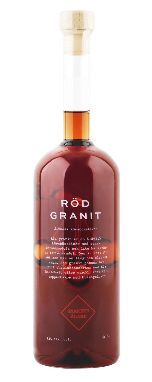 Smakbyns Röd Granit