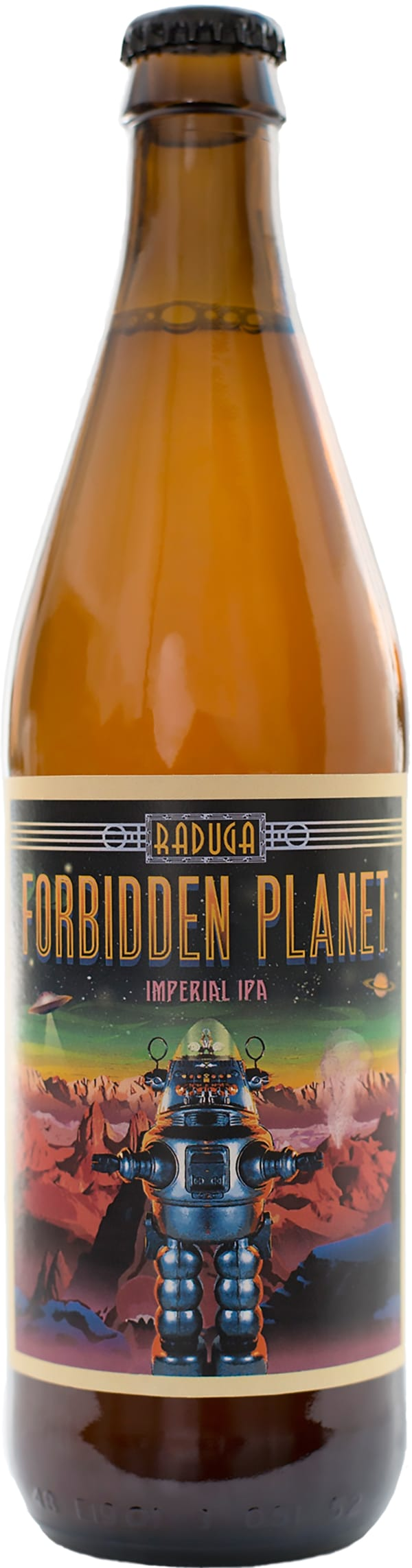 Raduga Forbidden Planet