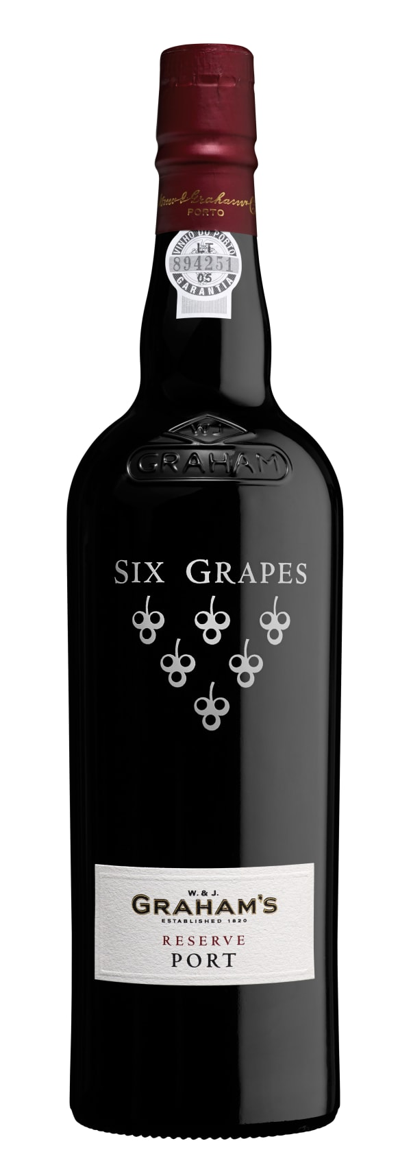 Graham's Six Grapes Port