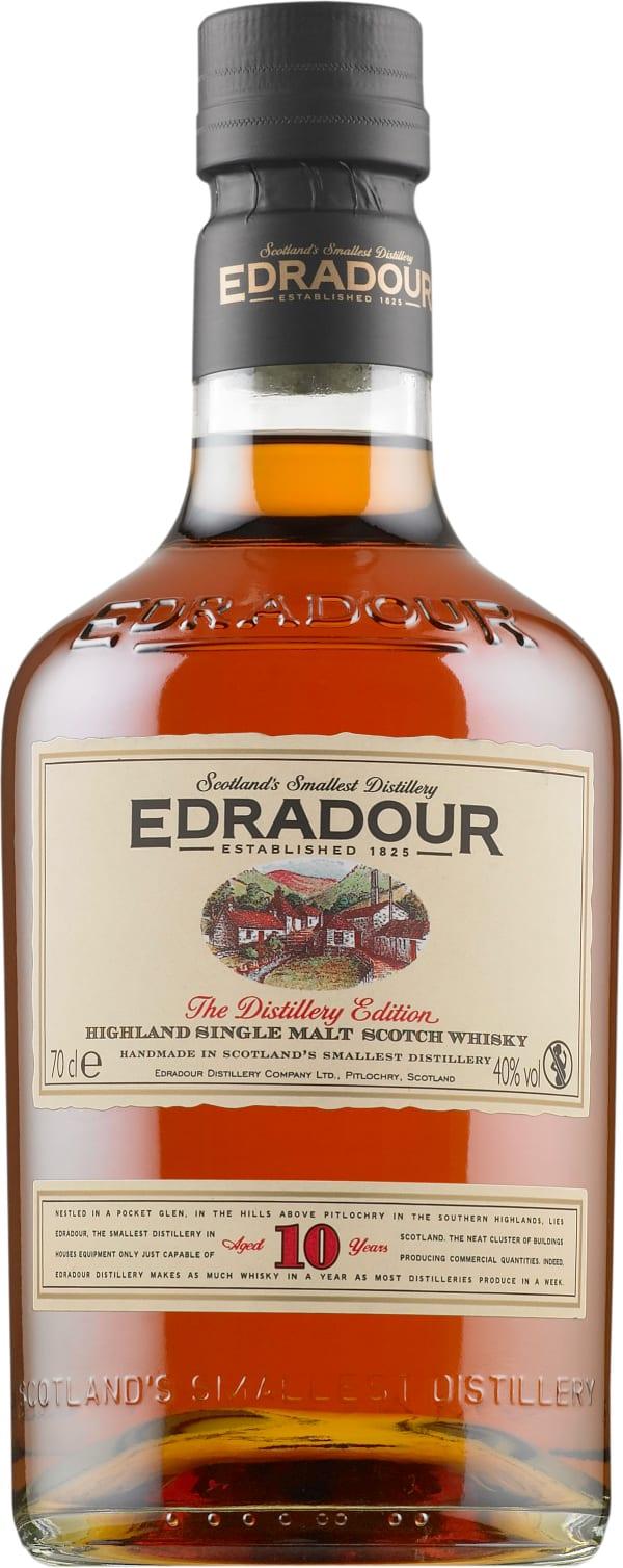 Edradour 10 Year Old Single Malt