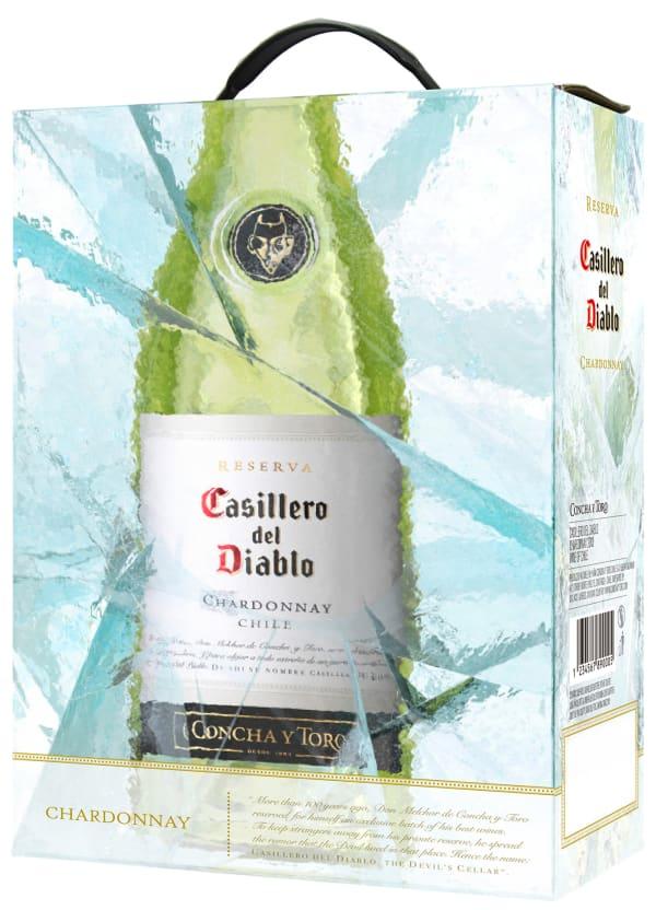Casillero del Diablo Chardonnay 2016 hanapakkaus