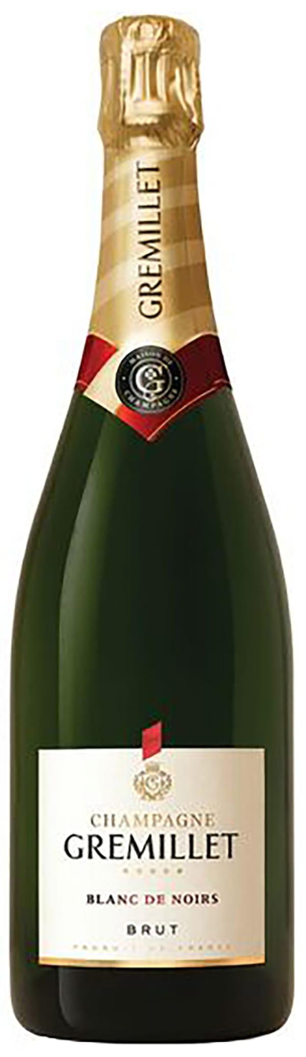 Gremillet Blanc de Noirs Champagne Brut