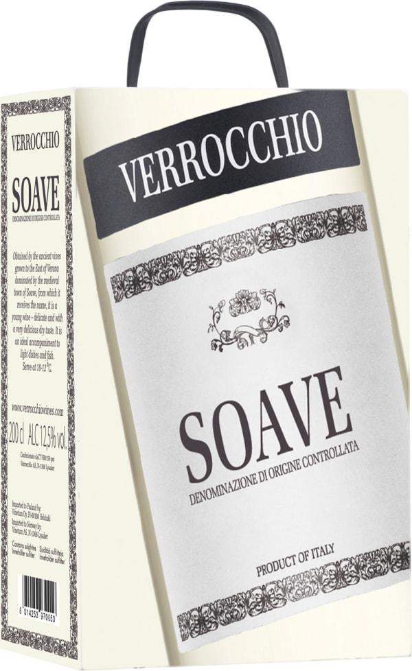Verrocchio Soave  2014 hanapakkaus
