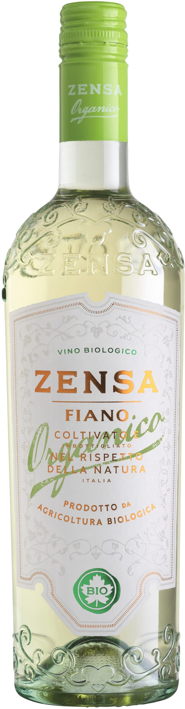 Zensa Fiano Organico 2016