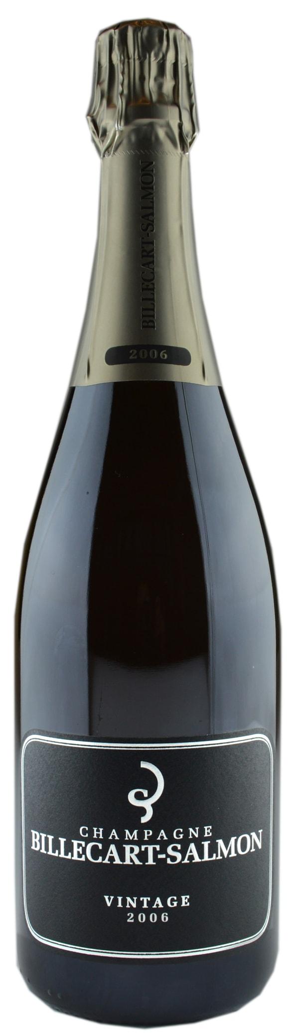 Billecart-Salmon Vintage Champagne Extra Brut  2006