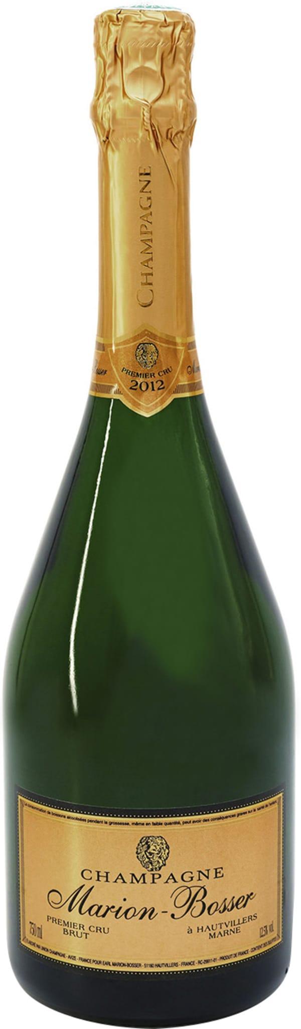 Marion-Bosser Premier Cru Champagne Brut 2008