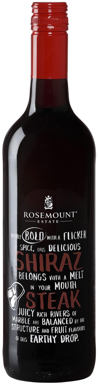 Rosemount Steak Shiraz 2015