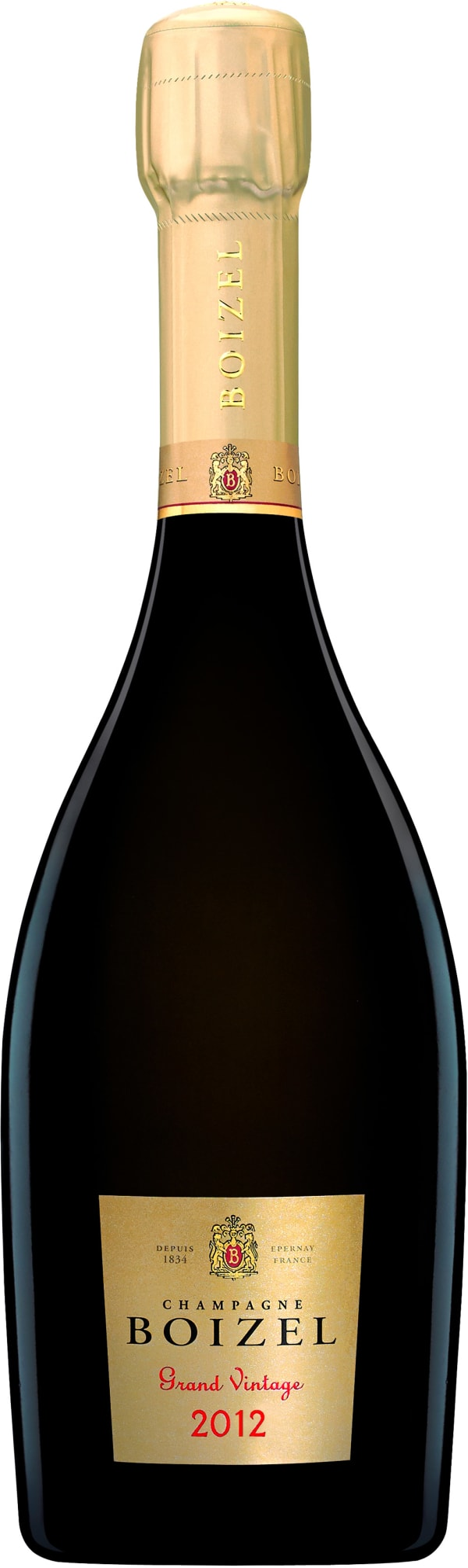 Boizel Grand Vintage Champagne Brut 2007